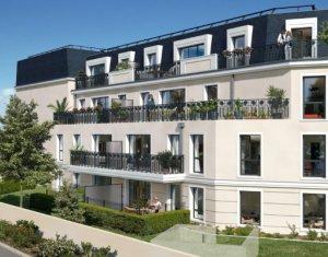 Achat / Vente appartement neuf Montfermeil à 50 mètres de Chelles (93370) - Réf. 5542