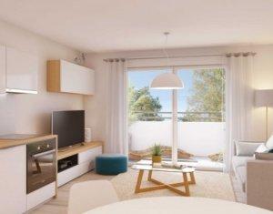Achat / Vente appartement neuf Montfermeil centre-ville (93370) - Réf. 5228