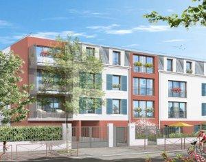 Achat / Vente appartement neuf Montfermeil proche centre (93370) - Réf. 3215