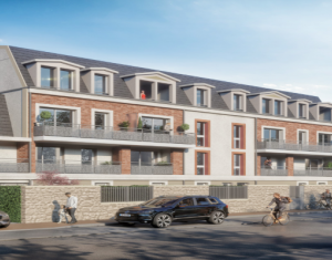 Achat / Vente appartement neuf Montfermeil proche tramway ligne 4 (93370) - Réf. 5299