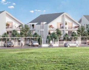 Achat / Vente appartement neuf Montfermeil quartier des Coudreaux (93370) - Réf. 2997
