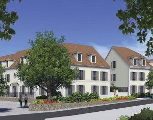 Achat / Vente appartement neuf Montfort-L'amaury face école Saint-Louis (78490) - Réf. 1270