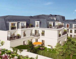 Achat / Vente appartement neuf Montgeron à 2 minutes du RER D (91230) - Réf. 2398