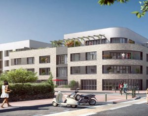 Investissement locatif : Appartement en loi Pinel  Montgeron en plein cœur de ville (91230) - Réf. 4540