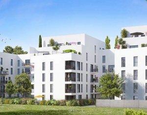 Investissement locatif : Appartement en loi Pinel  Montigny-lès-Cormeilles 300 mètres RER C (95370) - Réf. 1816