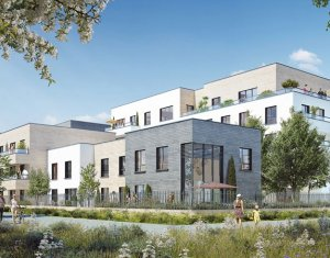Achat / Vente appartement neuf Montigny Les Cormeilles proche de la gare de Montigny - Beauchamp (95370) - Réf. 1415