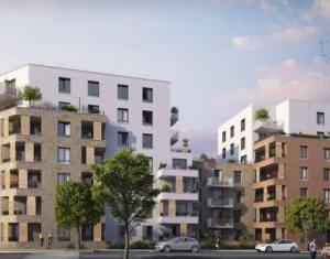 Achat / Vente appartement neuf Montigny-Lès-Cormeilles quartier de la gare (95370) - Réf. 5100