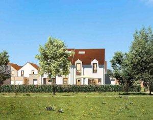 Investissement locatif : Appartement en loi Pinel  Montlhéry à 10 min à pied des commodités (91310) - Réf. 4731