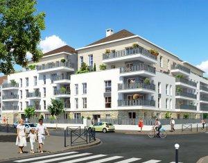 Investissement locatif : Appartement en loi Pinel  Montmagny centre-ville (95360) - Réf. 1702