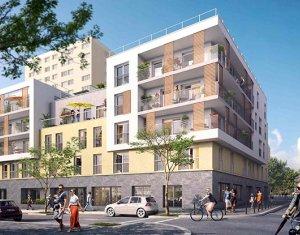 Achat / Vente appartement neuf Montmagny dans le nouveau cœur de ville (95360) - Réf. 1963