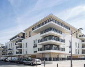 Achat / Vente appartement neuf Montmagny proche des transports (95360) - Réf. 4856