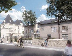 Achat / Vente appartement neuf Montmorency quartier de la Châtaigneraie (95160) - Réf. 1534