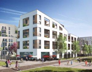 Achat / Vente appartement neuf Montreuil Branly-Boissière (93100) - Réf. 1599