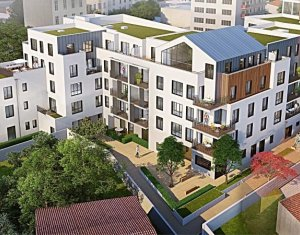 Achat / Vente appartement neuf Montreuil proche Mairie (93100) - Réf. 344