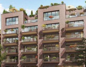 Achat / Vente appartement neuf Montrouge proche métro (92120) - Réf. 2279