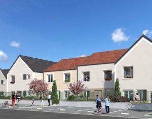 Achat / Vente appartement neuf Morangis - Belles maisons proche transports et bassin d'emploi (91420) - Réf. 5232