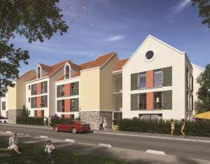Achat / Vente appartement neuf Morsang-sur-Orge proche centre-ville (91390) - Réf. 494