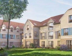 Achat / Vente appartement neuf Mours proche l'Isle Adam prestations premium (95260) - Réf. 867