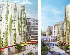 Achat / Vente appartement neuf Nanterre dans le quartier Nanterre Coeur Université (92000) - Réf. 497