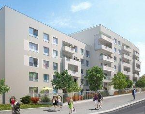 Achat / Vente appartement neuf Nanterre proche porte de Paris (92000) - Réf. 1878
