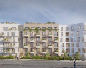 Achat / Vente appartement neuf Nanterre quartier de la boule (92000) - Réf. 2317