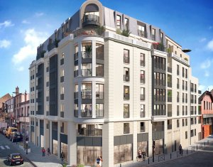Achat / Vente appartement neuf Neuilly plaisance boulevard Gallieni (93360) - Réf. 3402