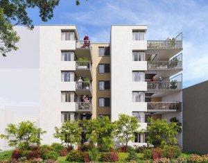 Investissement locatif : Appartement en loi Pinel  Neuilly-Plaisance proche des bords de Marne (93360) - Réf. 6262