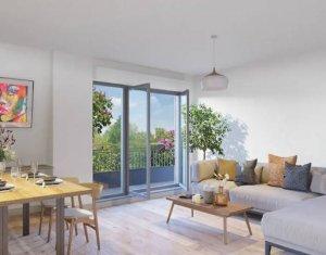 Achat / Vente appartement neuf Neuilly - Plaisance proche RER (93360) - Réf. 3679