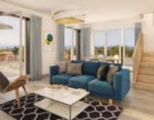 Achat / Vente appartement neuf Neuilly-sur-Marne Parc de Maison Blanche (93330) - Réf. 3775