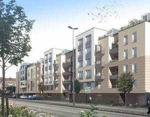 Achat / Vente appartement neuf Neuilly-sur-Marne proche centre (93330) - Réf. 3776