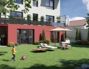Achat / Vente appartement neuf Neuilly-sur-Marne proche éco-quartier Maison Blanche (93330) - Réf. 2653