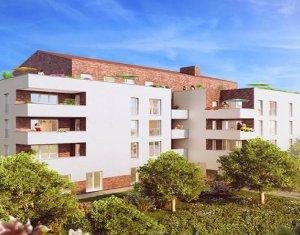 Achat / Vente appartement neuf Neuilly-sur-Marne proche parc (93330) - Réf. 3880