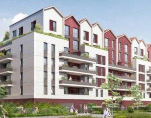 Investissement locatif : Appartement en loi Pinel  Neuilly-sur-Marne proche parc du Croissant Vert (93330) - Réf. 3216
