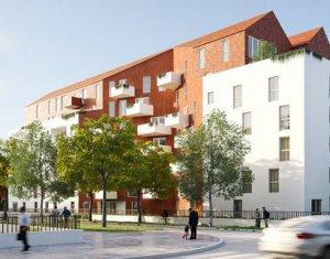 Achat / Vente appartement neuf Neuilly-sur-Marne proche parcs et jardins (93330) - Réf. 4302