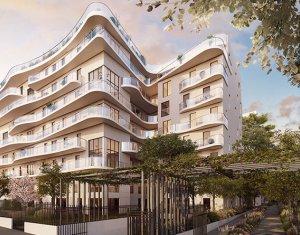 Achat / Vente appartement neuf Neuilly-sur-Seine sur l'île de la Jatte (92200) - Réf. 1779