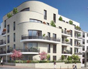 Achat / Vente appartement neuf Neuville-Plaisance hypercentre (93360) - Réf. 2979