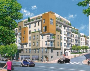 Achat / Vente appartement neuf Nogent-sur-Marne 500 mètres centre-ville (94130) - Réf. 1924