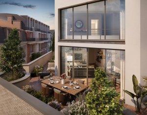 Achat / Vente appartement neuf Nogent-sur-Marne au coeur de ville (94130) - Réf. 5962