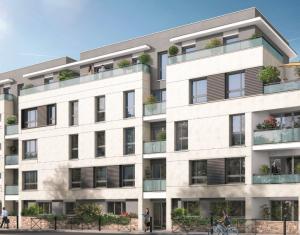 Achat / Vente appartement neuf Nogent-sur-Marne proche Lycée Louis Armand (94130) - Réf. 2304