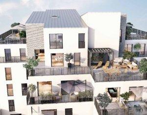 Achat / Vente appartement neuf Nogent-sur-Marne proche Paris (94130) - Réf. 651