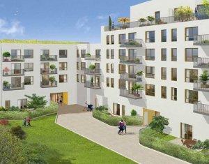 Achat / Vente appartement neuf Noisiel proche RER (77186) - Réf. 3734