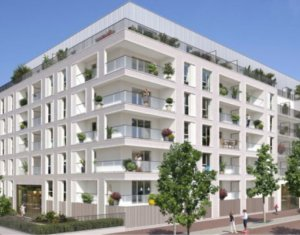 Investissement locatif : Appartement en loi Pinel  Noisiel quartier Luzard (77186) - Réf. 3565
