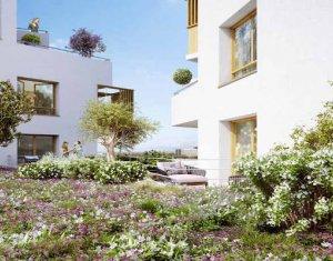 Achat / Vente appartement neuf Noisy-le-Grand à 250 mètres du RER A (93160) - Réf. 3883