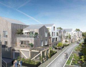 Investissement locatif : Appartement en loi Pinel  Noisy-le-Grand au bord de la Marne (93160) - Réf. 5202