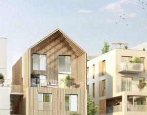 Achat / Vente appartement neuf Noisy-le-Grand au coeur d'un éco-quartier (93160) - Réf. 4829