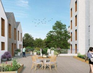 Investissement locatif : Appartement en loi Pinel  Noisy-le-Grand éco-quartier de l'Île de la Marne (93160) - Réf. 5573