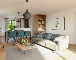 Investissement locatif : Appartement en loi Pinel  Noisy-le-Grand éco-quartier Île de la Marne (93160) - Réf. 4919