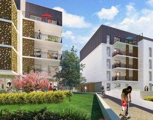 Achat / Vente appartement neuf Noisy-le-Grand Les Richardets (93160) - Réf. 3865