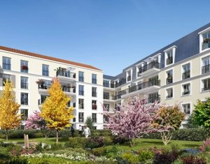 Achat / Vente appartement neuf Noisy-le-Grand proche centre aquatique (93160) - Réf. 2643
