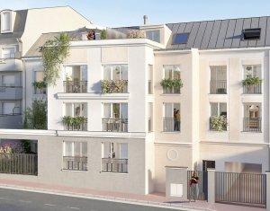 Investissement locatif : Appartement en loi Pinel  Noisy-le-Grand proche gare RER A (93160) - Réf. 4942